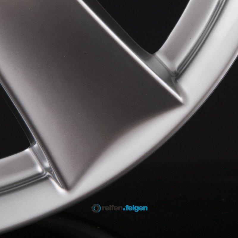 DBV 5SP 006 6x15 ET37 5x105 NB56.6 Shadow Silver