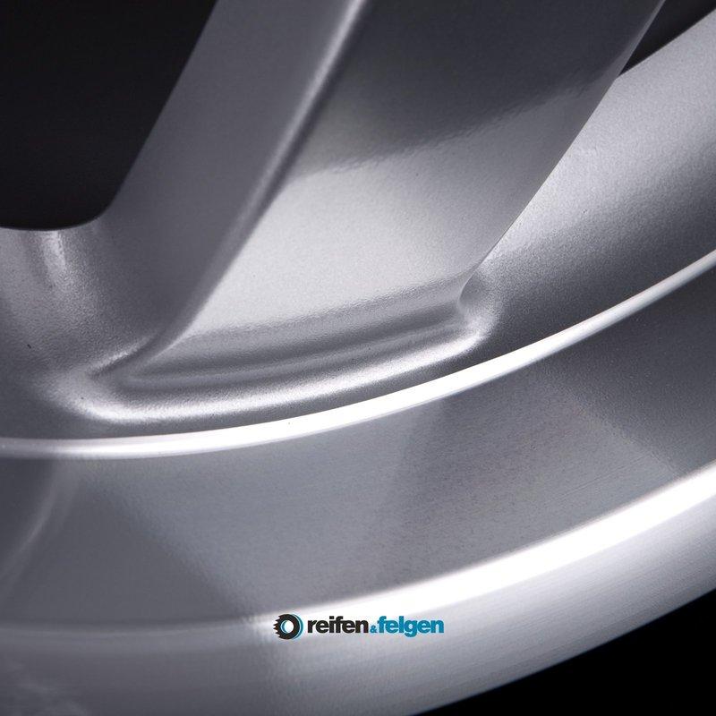 Vorschau: DELTA 4x4 ELEMENTS 4 11x23 ET56 5x130 NB71.6 Silber Hornpoliert