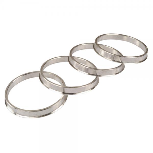 Zentrierringe Aluminium Set 60.1 > 56.6 mm