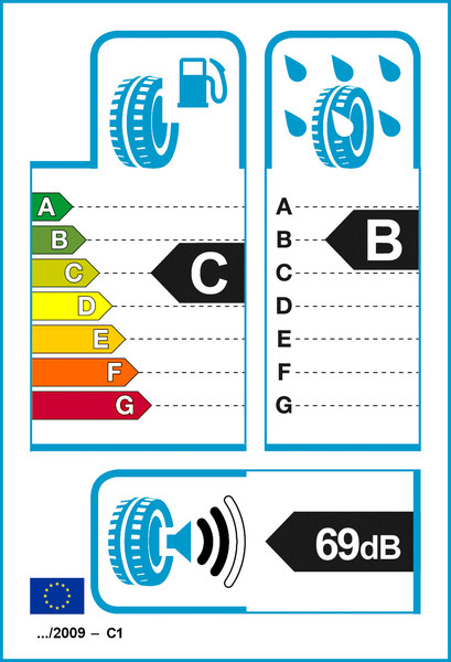 Bridgestone EP500 155/60 R20 80Q BMW I3 *