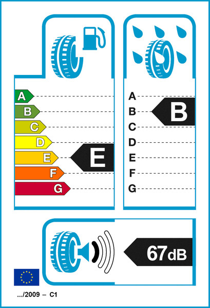Goodyear EF-COM 155/65 R14 75T