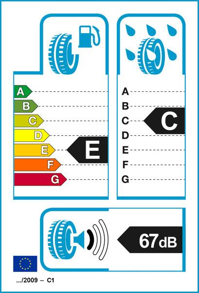 Firestone M-HAW2 165/70 R14 81T