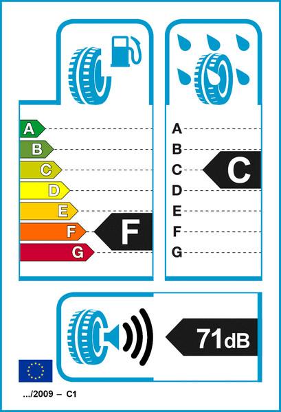 Ovation W586 165/70 R14 81T