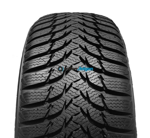 14″ Stahlrad Winter für Seat Ibiza 1.4 TDI (6J) Kumho WP51 175/70 R14 84T