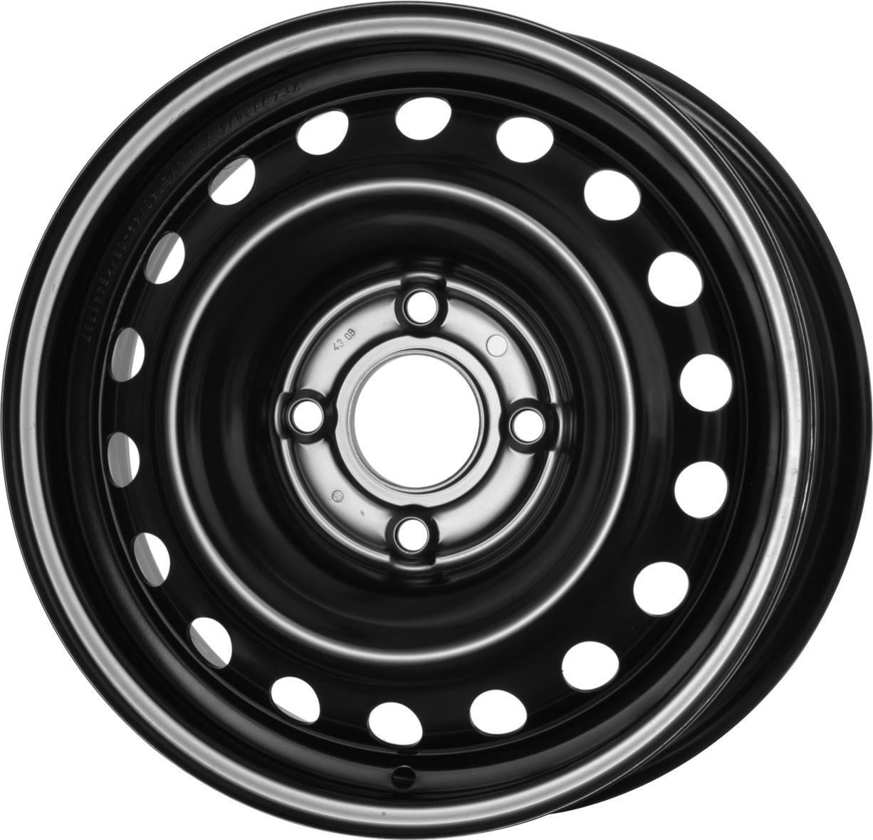 Stahlfelge 5.5x15 ET40 4x114.3 für Nissan Tiida 1.5 dCi ...