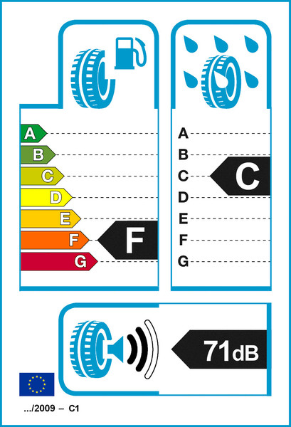 Superia Tires RS200 165/60 R14 75H
