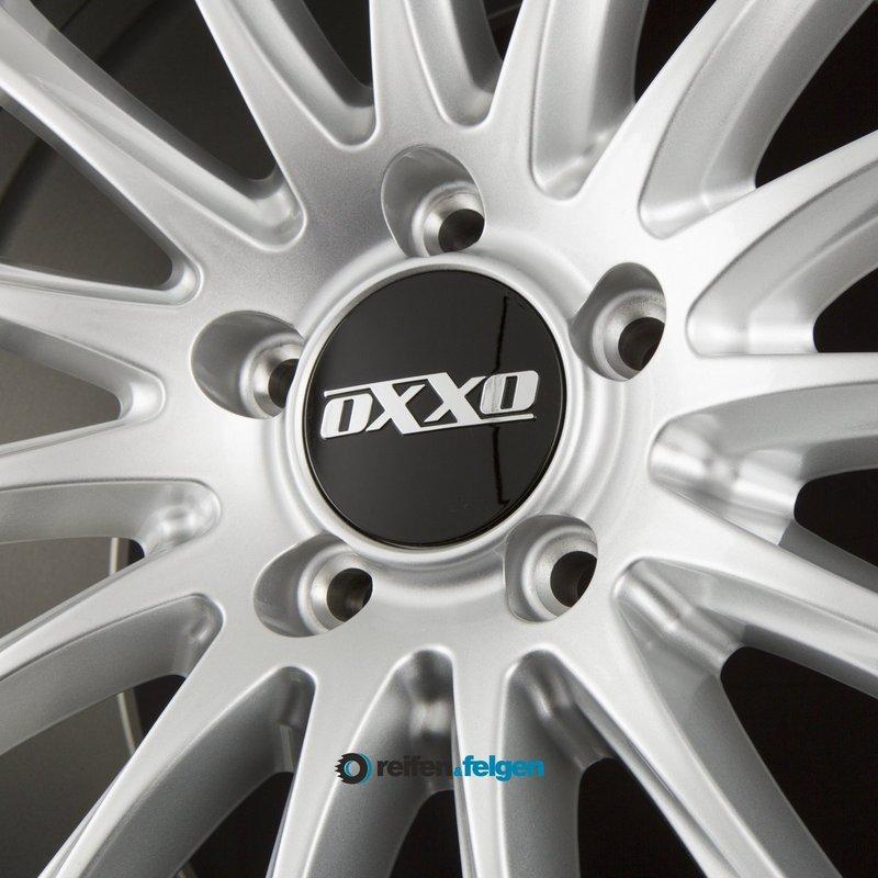 OXXO ELAN (OX14) 7x16 ET32 5x112 NB66.6 Silver_3