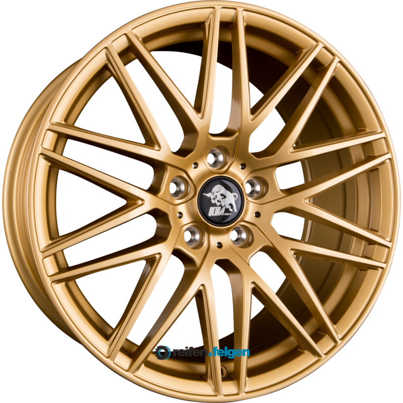 ultra wheels ua1 race et35 5x120 nb72 6 gold gold. Black Bedroom Furniture Sets. Home Design Ideas