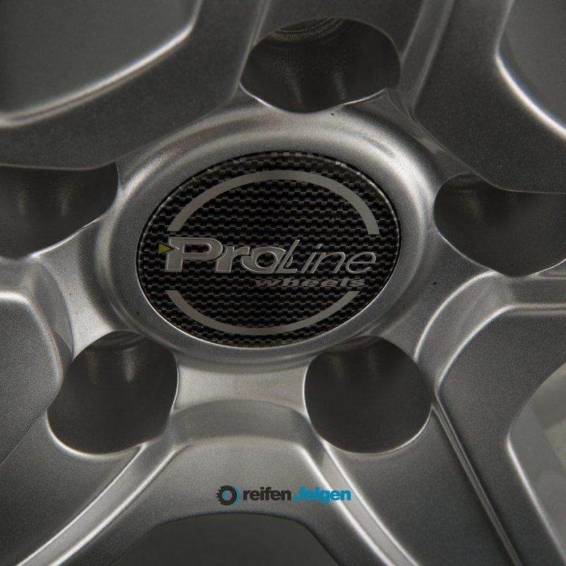 ProLine Wheels CX200 6.5x15 ET38 5x105 NB56.6 Arctic Silver_3