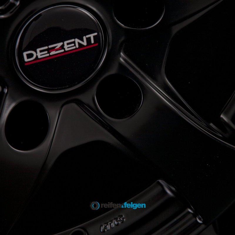 DEZENT RE 6.5x16 ET40 5x115 NB70.2 DARK - Black Matt_3