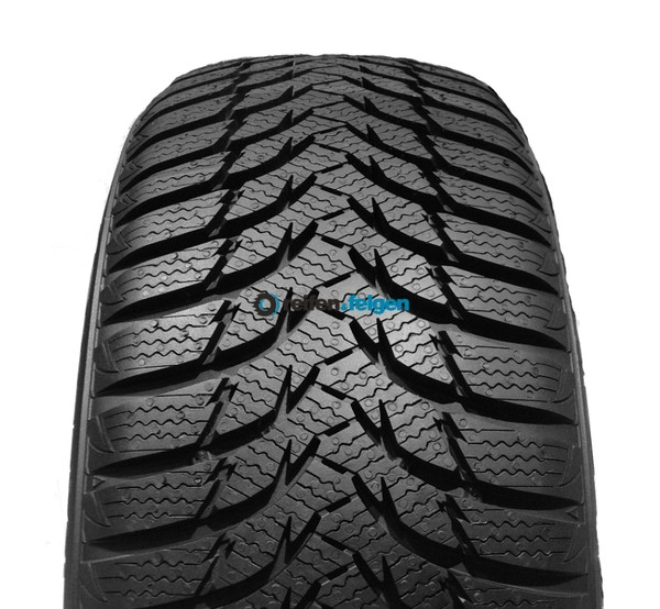 13″ Stahlrad Winter für Ford Escort 1.8 TD (ABL) Kumho WP51 175/70 R13 82T