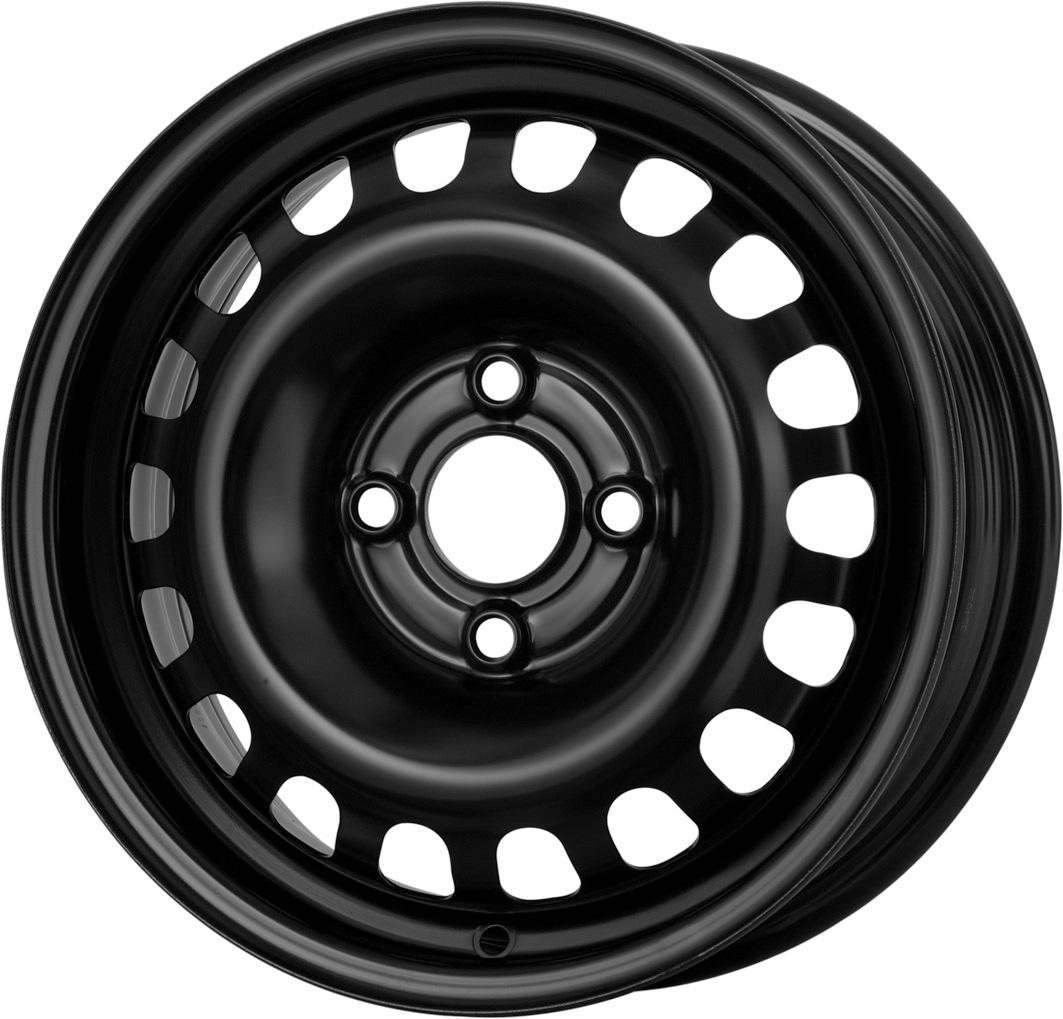 Vorschau: 14″ Stahlrad Winter für Opel Adam 1.4 (S-D) Kumho WP51 175/70 R14 84T