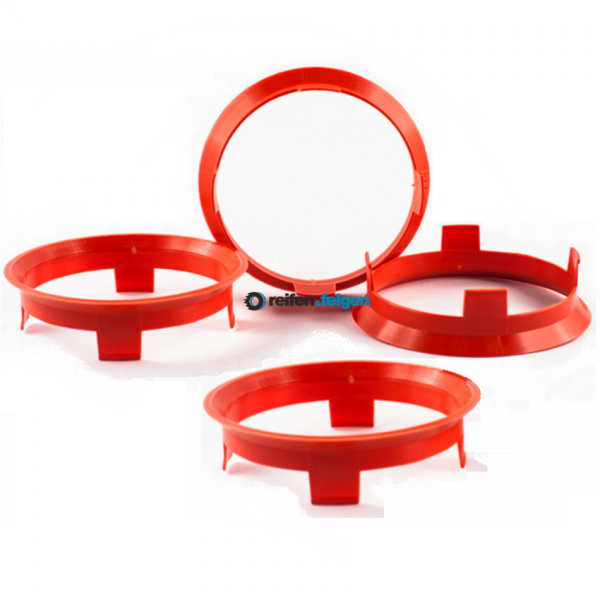 Zentrierringe Kunststoff Set 60.1 > 58.1 mm