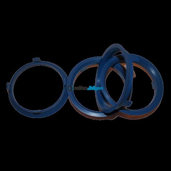 Zentrierringe Kunststoff Set 71.6 > 67.1 mm