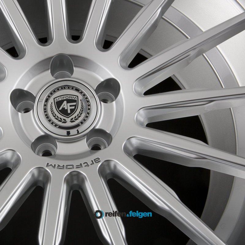 artFORM AF-401 9x21 ET35 5x112 NB66.6 High Gloss Silver (HGS)_3