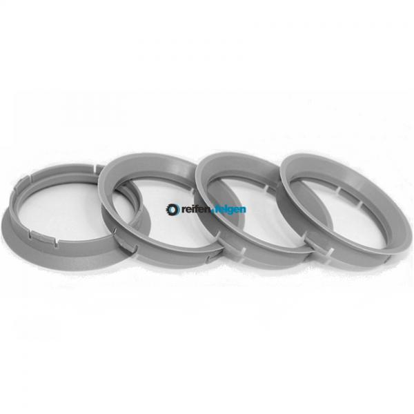 Zentrierringe Kunststoff Set 63.4 > 54.1 mm
