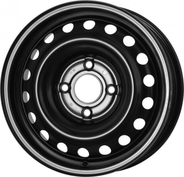 Stahlfelge 5.5x15 ET40 4x114.3 für Nissan Tiida 1.5 dCi 2007-2011