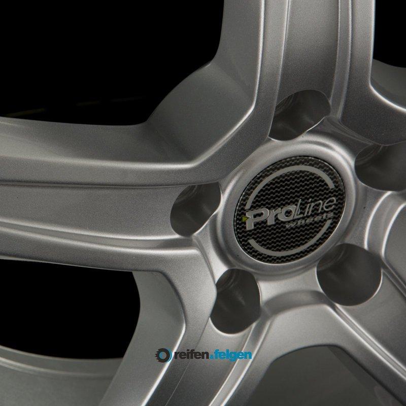 Vorschau: ProLine Wheels CX200 6.5x15 ET38 5x105 NB56.6 Arctic Silver_2