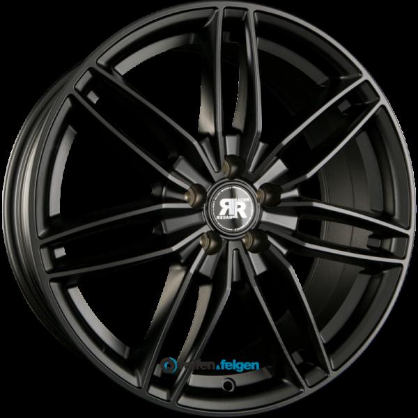 RACER WHEELS EDITION 7x16 ET42 5x114.3 NB73.1 Satin Black