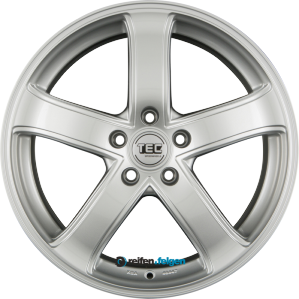TEC SPEEDWHEELS AS1 7x16 ET38 5x115 NB70.2 Sterling Silver (CS)_0