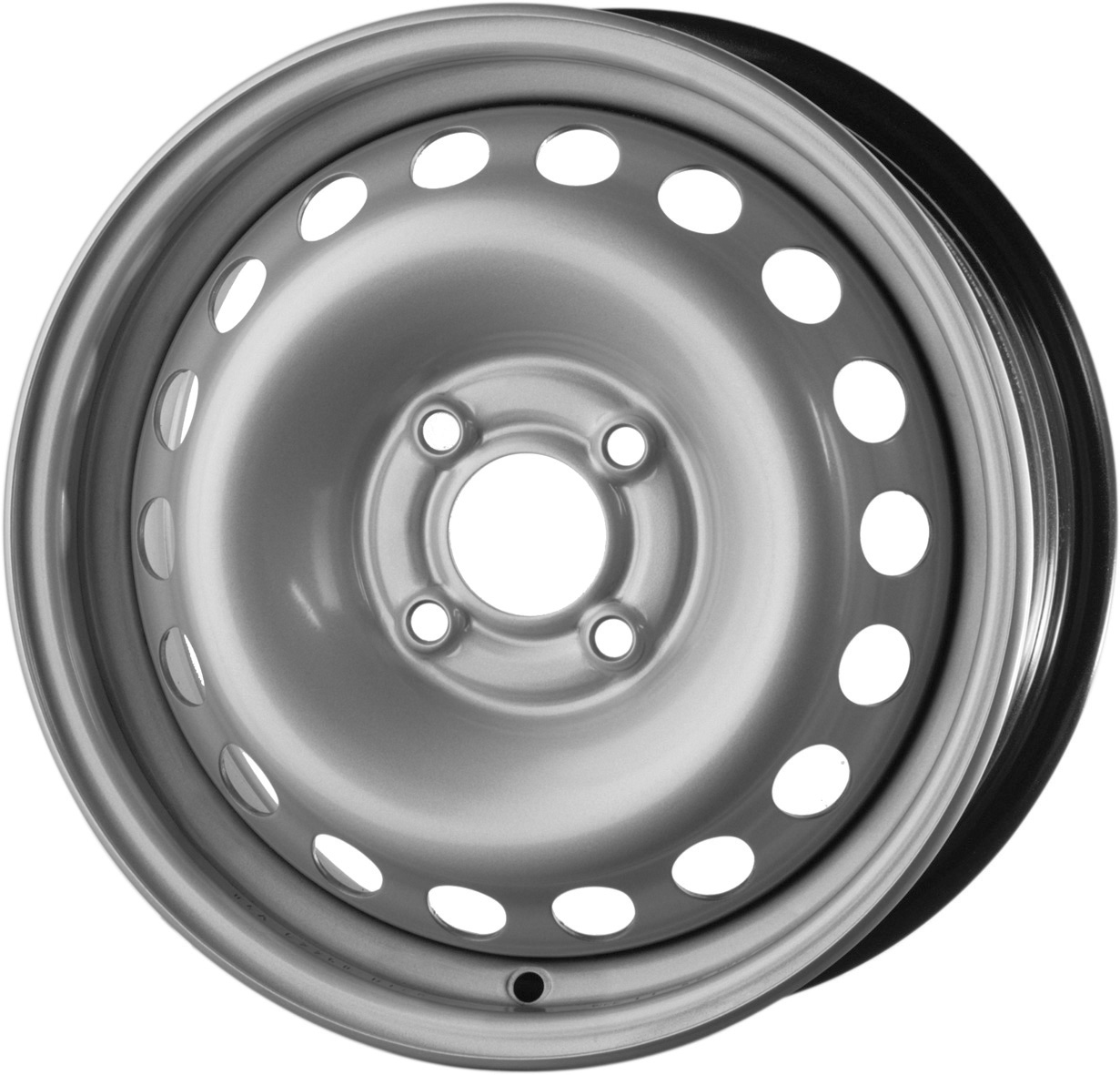 Vorschau: 14″ Stahlrad Winter für Renault Kangoo Rapid 1.5 dCi (W) Kumho WP51 185/70 R14 88T