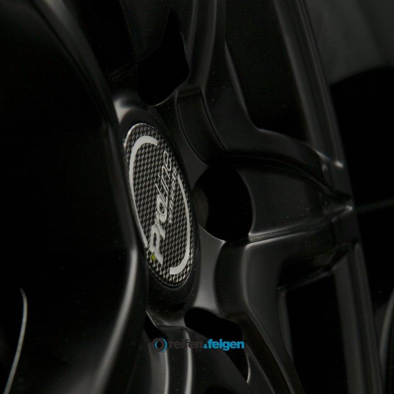 ProLine Wheels CX200 6.5x15 ET38 5x105 NB56.6 Black Matt_3
