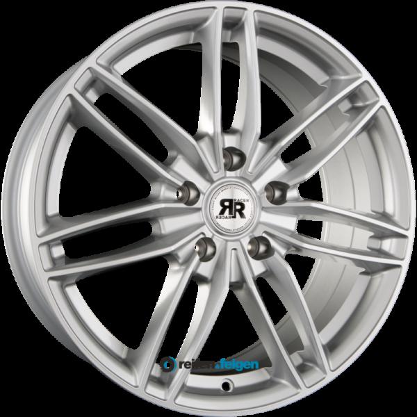RACER WHEELS EDITION 6.5x15 ET35 5x108 NB73.1 Silver
