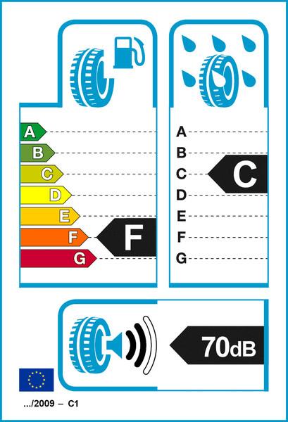 Michelin ALP-4 165/70 R14 81T Alpin A4 M+S