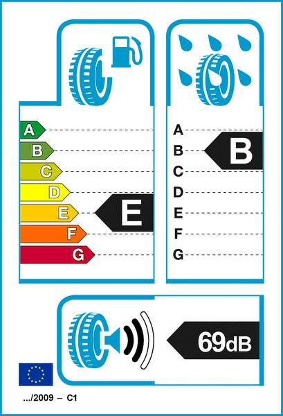 Pirelli P1-VER 165/60 R14 75H P1 Cint. Verde